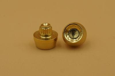 Sierbout inbus goud 12mm