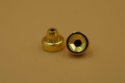 Sierbout inbus goud kop 10mm