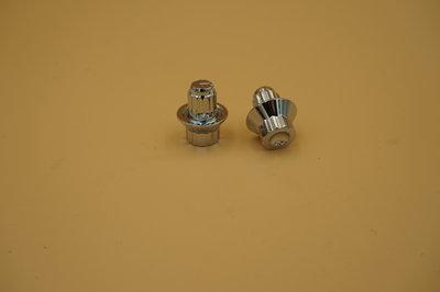 Sierbout 12-kant verchroomd 13mm