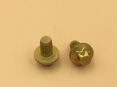 Sierbout Torx goud 14mm