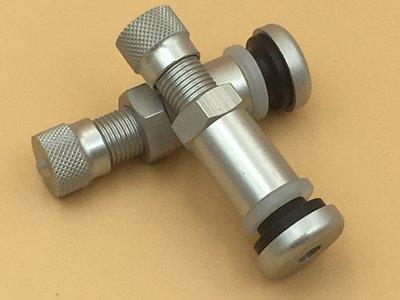 Aluminium ventiel 8.3mm 39mm *Laatste Stuks*
