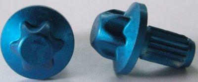 Sierbout Torx blauw