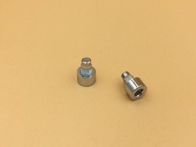 Sierbout Inbus verchroomd 12mm
