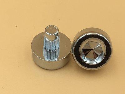 Sierbout Inbus verchroomd 17mm